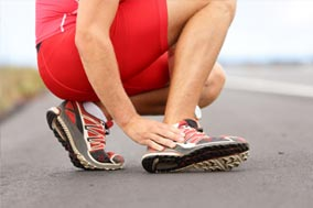 Ankle Sprain Physiotherapy Singapore